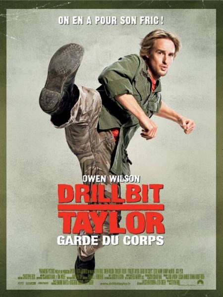 Cine974, Drillbit Taylor : garde du corps