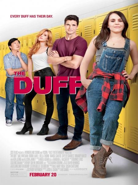 Cine974, DUFF : Le faire-valoir