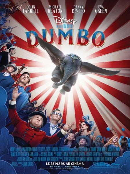 Cine974, Dumbo