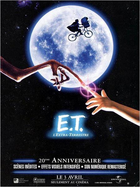 Cine974, E.T. l'extra-terrestre