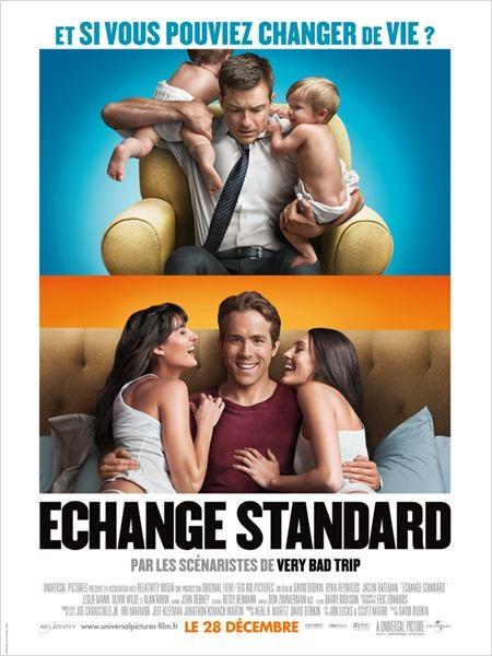 Cine974, Echange standard