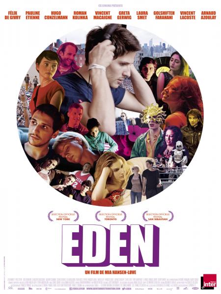 Cine974, Eden