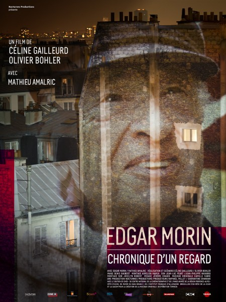 Cine974, Edgar Morin, Chronique d'un regard