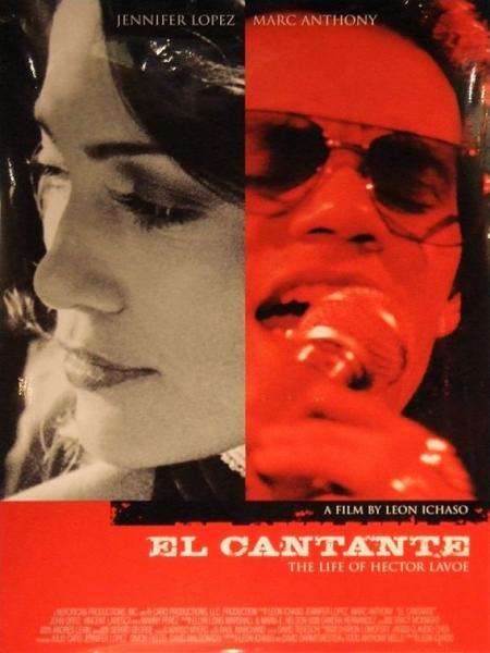 Cine974, El Cantante