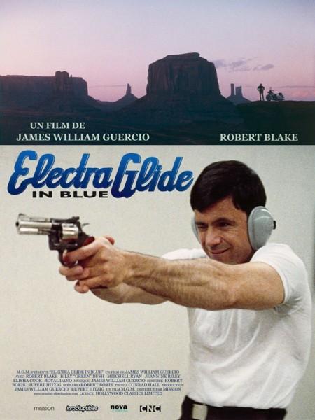 Cine974, Electra Glide in Blue