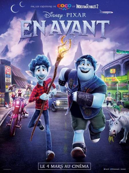Cine974, En avant