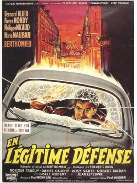 Cine974, En légitime défense
