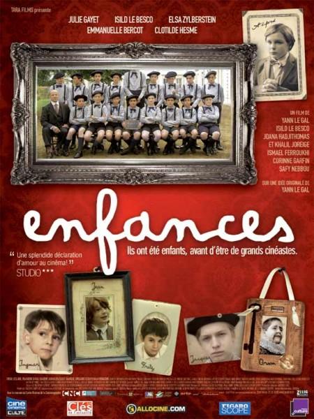 Cine974, Enfances