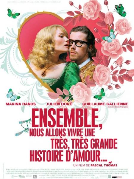 Cine974, Ensemble, nous allons vivre une très, très grande histoire d'amour...