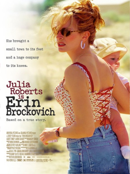 Cine974, Erin Brockovich, seule contre tous
