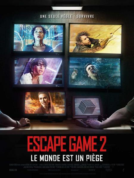 Cine974, Escape Game 2 - Le Monde est un piège