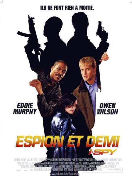 Cine974, Espion et demi