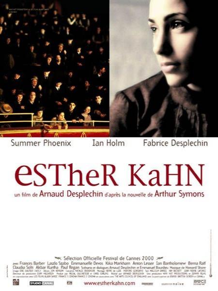 Cine974, Esther Kahn