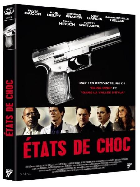 Cine974, Etats de choc