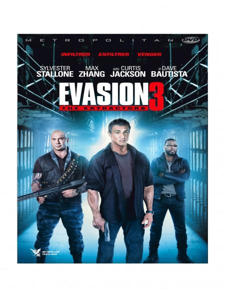 Cine974, Evasion 3
