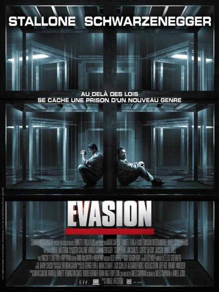 Cine974, Evasion
