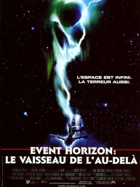 Cine974, Event Horizon: le vaisseau de l'au-dela