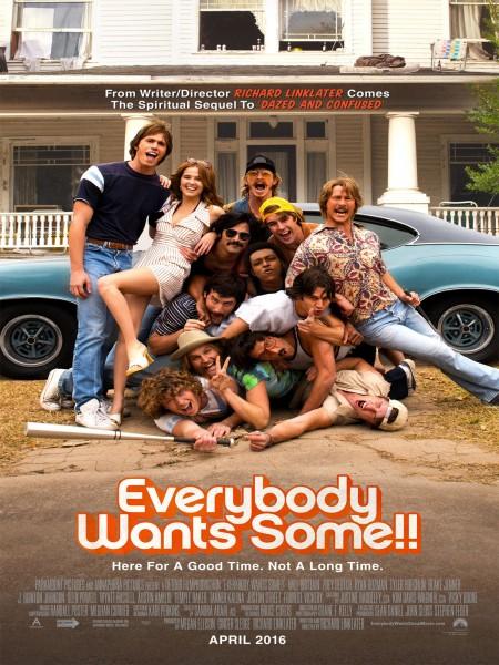 Cine974, Everybody Wants Some