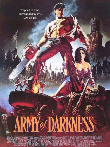 Cine974, Evil Dead III : l'armée des ténèbres