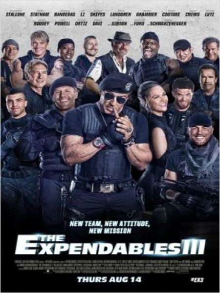 Cine974, EXPENDABLES 3