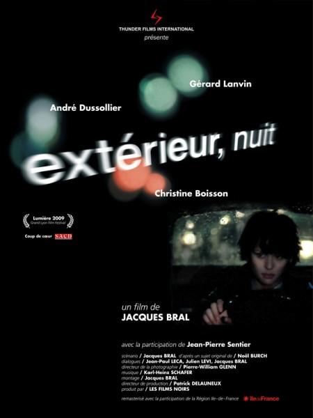 Cine974, Extérieur, nuit