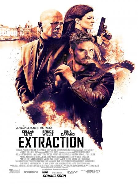 Cine974, Extraction