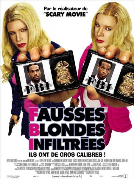 Cine974, F.B.I. Fausses Blondes Infiltrées