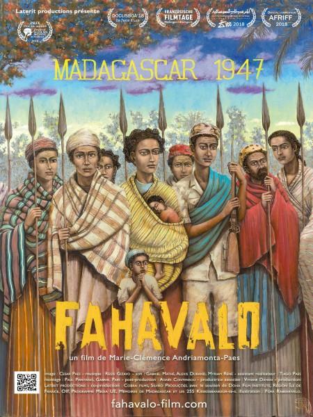 Cine974, Fahavalo, Madagascar 1947