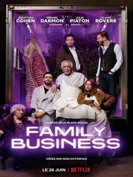 Cine974, Family Business