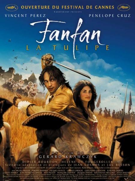 Cine974, Fanfan La Tulipe