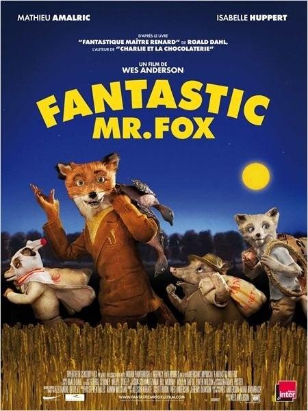 Cine974, Fantastic Mr Fox