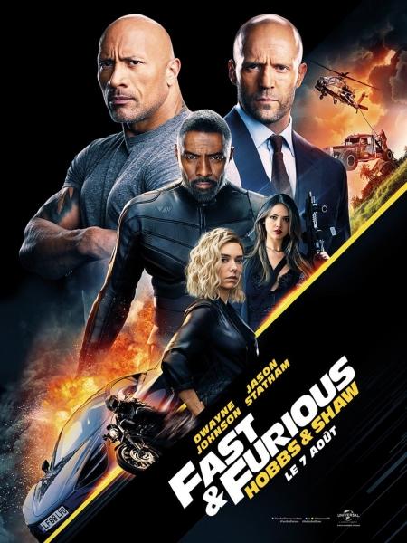 Cine974, Fast & Furious : Hobbs & Shaw