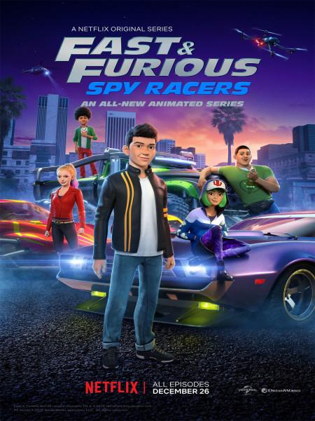Cine974, Fast & Furious : Les espions dans la course