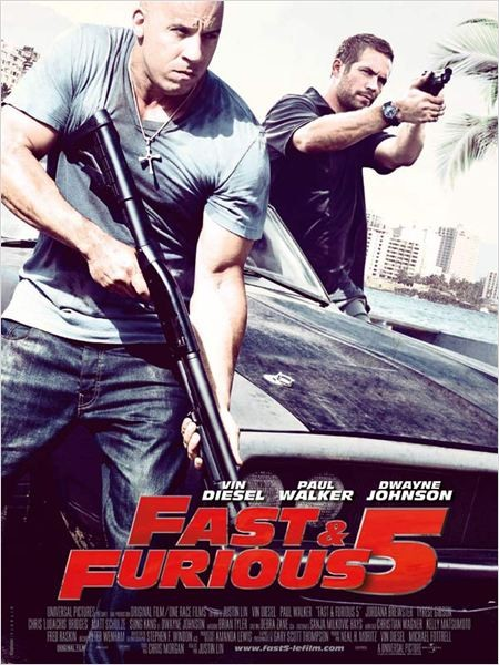 Cine974, Fast and Furious 5