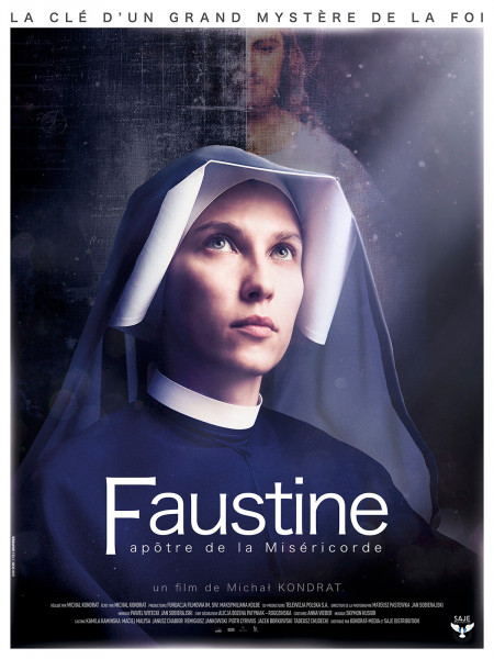 Cine974, Faustine, apôtre de la miséricorde