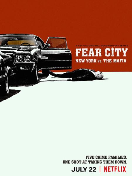 Cine974, Fear City: New York vs the Mafia
