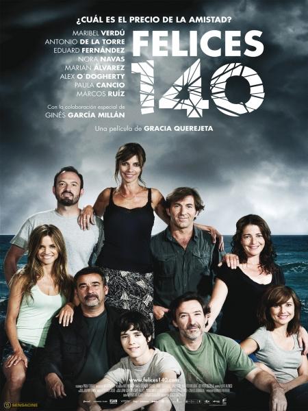 Cine974, Felices 140