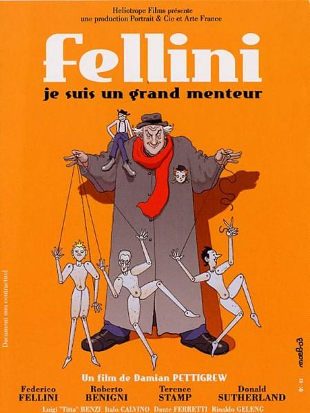 Cine974, Fellini - je suis un grand menteur