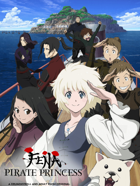 Cine974, Fena : Pirate Princess