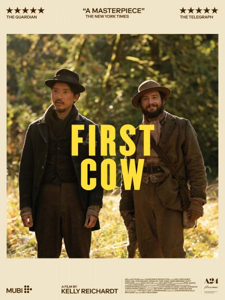 Cine974, First Cow