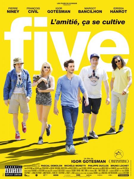 Cine974, Five