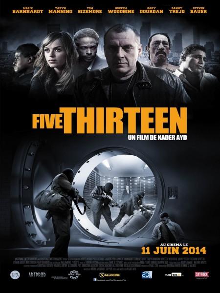 Cine974, Five Thirteen
