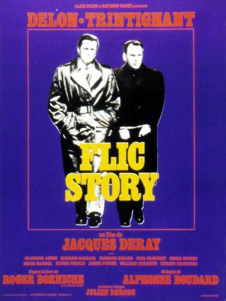 Cine974, Flic Story