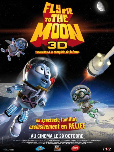 Cine974, Fly Me to the Moon