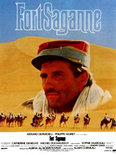 Cine974, Fort Saganne