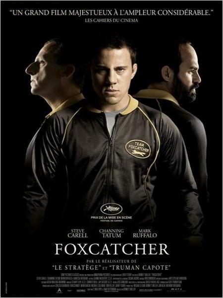 Cine974, Foxcatcher