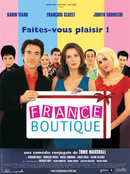 Cine974, France boutique