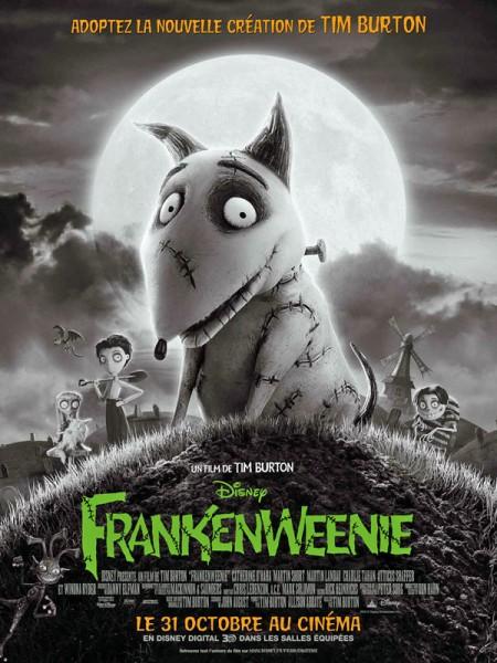 Cine974, Frankenweenie