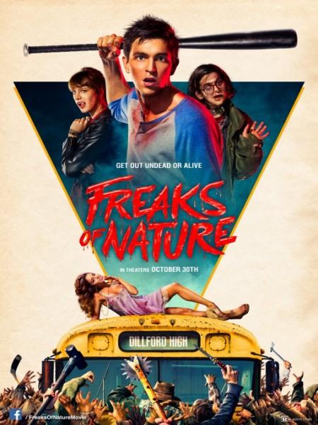 Cine974, Freaks Of Nature