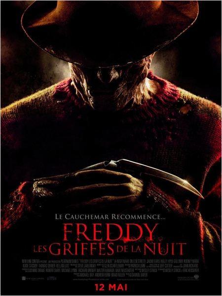 Cine974, Freddy - Les Griffes de la nuit